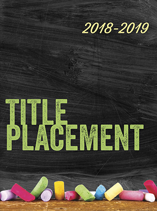 Yearbook Cover 9015, Chalkboard with Colored Chalk Pieces